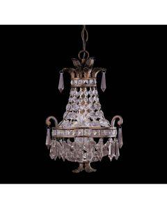 Savoy House 1-1046-1-56 Mini Chandelier 1 Light Mini Chandelier
