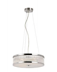 Trans Globe Lighting 10153 PC 4 Light Pendant