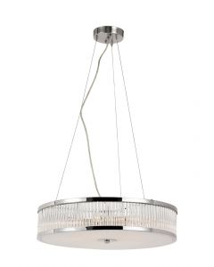 Trans Globe Lighting 10154 PC 5 Light Pendant