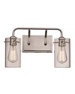 Trans Globe Lighting 21882 PC Vanity Light
