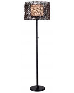 Kenroy Home Gambit Outdoor Floor Lamp - 32220BRZ