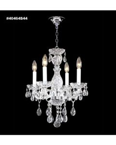 James R Moder 40464 Impact Palace Ice Mini Chandelier 16 Inch