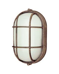 Trans Globe Lighting 41005-RT Aria Outdoor Bulkhead