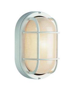 Trans Globe Lighting 41015-WH Aria Outdoor Bulkhead