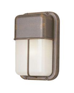 Trans Globe Lighting 41103-SAL Outdoor Bulkhead