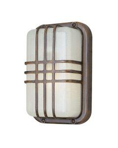Trans Globe Lighting 41104-RT Walker Outdoor Bulkhead