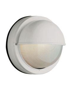 Trans Globe Lighting 4121-WH Mesa II Outdoor Bulkhead