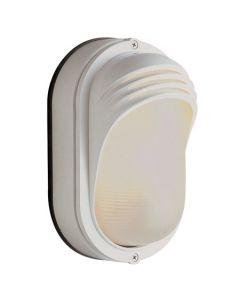 Trans Globe Lighting 4124-BK Outdoor Bulkhead