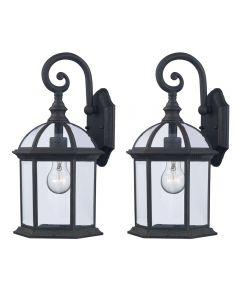 Trans Globe Lighting 4181-2 RT Wall Lantern