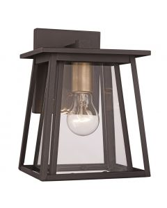 Trans Globe Lighting 50760 BK Outdoor Wall Lantern