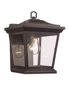 Trans Globe Lighting 50770 BK Outdoor Wall Lantern