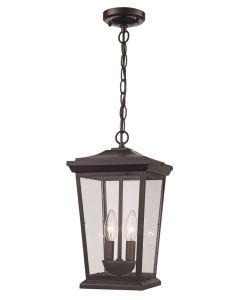 Trans Globe Lighting 50774 BK Hanging Lantern