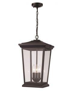 Trans Globe Lighting 50775 BK Hanging Lantern