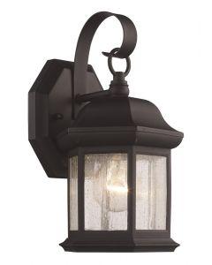 Trans Globe Lighting 50790T BK Wall Lantern