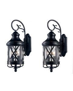 Trans Globe Lighting 5120-2 ROB Wall Lantern