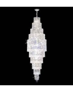 James R Moder 92168 Prestige Collection Cascading Chandelier