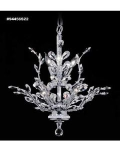 James R Moder 94456 Florale Collection Mini Chandelier