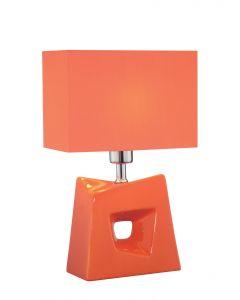 Lite Source 1 light table lamp - LS-22047ORN