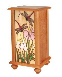 Dale Tiffany 1 bulb Furniture Items with Oak finish - TA101347