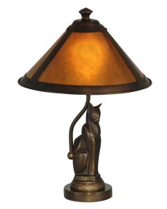 Dale Tiffany 1 bulb Accent Lamps with Antique Bronze finish - TA90197