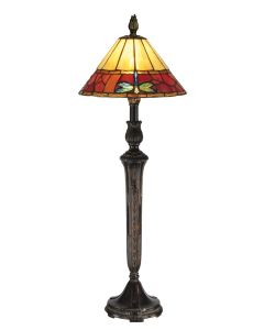 Dale Tiffany 1 bulb Buffet Lamps with Dark Antique Bronze finish - TB13087