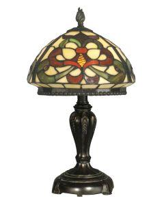 Dale Tiffany 1 bulb Table Lamps with Fieldstone finish - TT10065