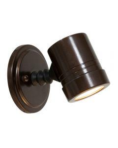 Access Lighting 23025MG Myra 1 Light Adjustable Spotlight
