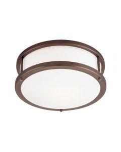 Access Lighting 50079LEDDLP Conga 1 Light Flush Mount
