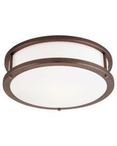 Access Lighting 50081LEDDLP Conga 3 Light LED Flush Mount