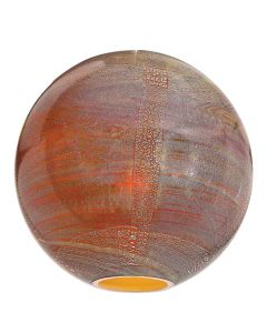 Access Lighting 982OP-SAO Safari Italian Hand Blown Art Opaline Glass Shade