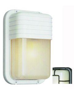 Trans Globe Lighting 41105-BK Outdoor Bulkhead