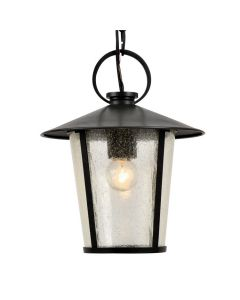 Crystorama AND-9203-SD-MK Andover 1 Light Outdoor Chandelier