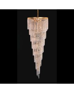 Crystorama 3710 Hot Deal 15 Light Chandelier