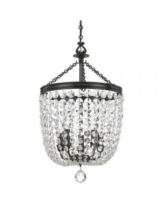 Crystorama 785 Archer 5 Light Chandelier