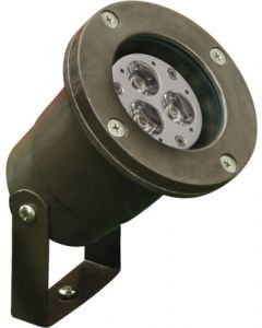 Dabmar FG-LED408-BZ 1 Light LED Flood Light