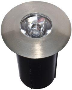 Dabmar LV-LED129-SS 1 Light Path Light