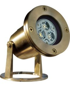 Dabmar LV-LED323-BS 1 Light LED Underwater Light