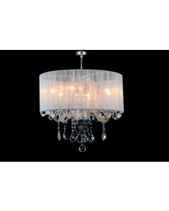 Lighting Paradise ILF2023/6+3L/PL 6 Light Crystal Chandelier