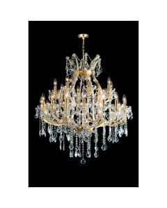 Lighting Paradise ILF2035/24+1/CH 25 Light Crystal Chandelier