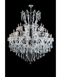 Lighting Paradise ILF2035/24+1/GD 41 Light Crystal Chandelier