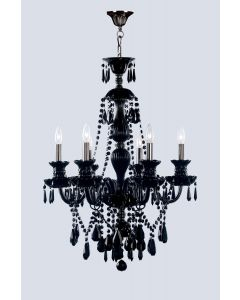Lighting Paradise ILF2055A 5 Light Crystal Chandelier