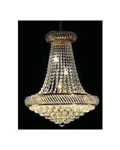 Lighting Paradise ILF1101/11 11 Light Imperial Style Crystal Chandelier