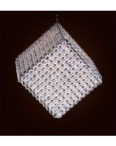 Lighting Paradise 12 Lights cube crystal chandelier LP1026 12L - LP1026 12L