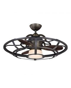 Savoy House 26-9536-FD-196 Alsace 1 Light Ceiling Fan
