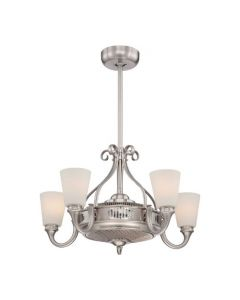 Savoy House 32-326-FD-SN Borea 5 Light Ceiling Fan