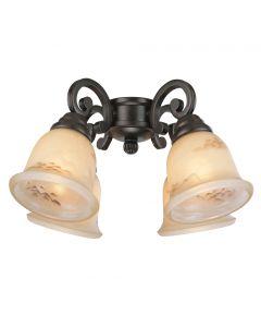 Savoy House FLG-650-13 4 Light Fan Light Kit