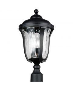 Sea Gull Lighting 8214203-12 Perrywood 3 Light Post Lantern