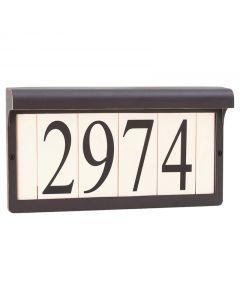 Sea Gull Lighting 9600 2 Light Address Light/Sign