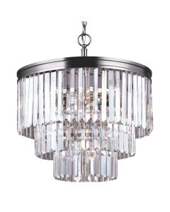 Sea Gull Lighting 3114004BLE Carondelet 4 Light Chandelier