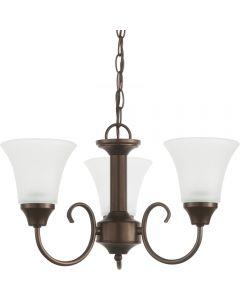 Sea Gull Lighting 31806 Holman 3 Light Chandelier